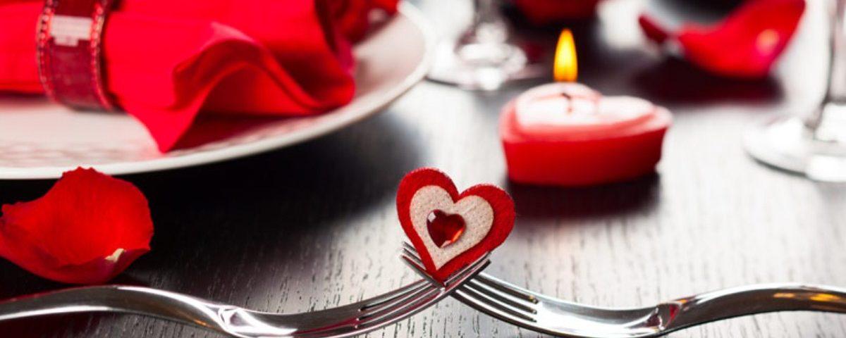 Cena di San Valentino all'Osteria Il Re D'Egli Ignoranti